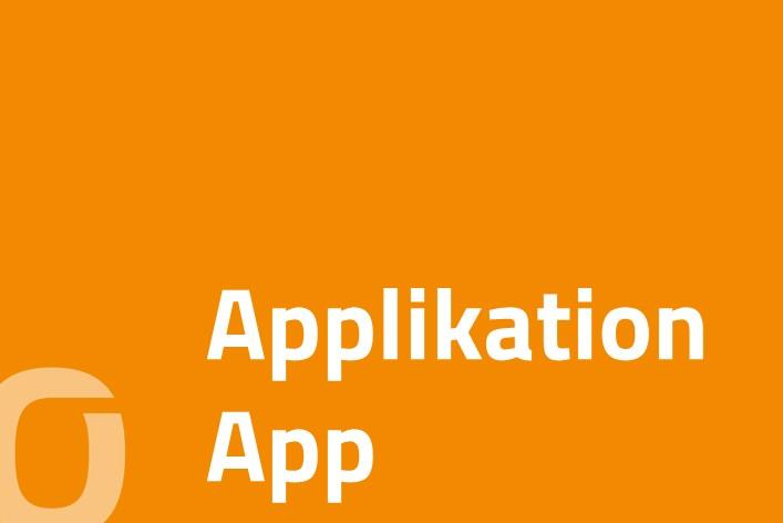 Applikation   App