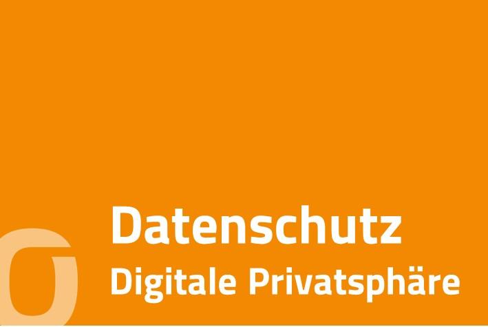 Datenschutz | Digitale Privatsphäre