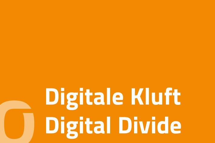 Digitale Kluft   Digital Divide