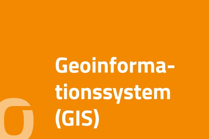 Geoinformationssystem (GIS)