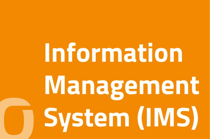 Information Management System (IMS)